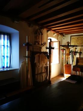 Dvorana bratovštine Svih Svetih, Korčula